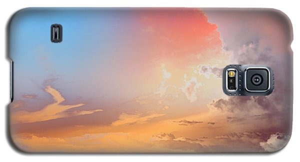 Sky Fight Galaxy S5 Case