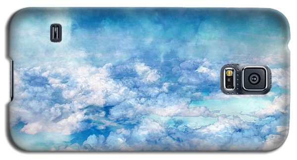 Sky Moods - A View From Above Galaxy S5 Case