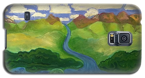 Sky River To Sea Galaxy S5 Case