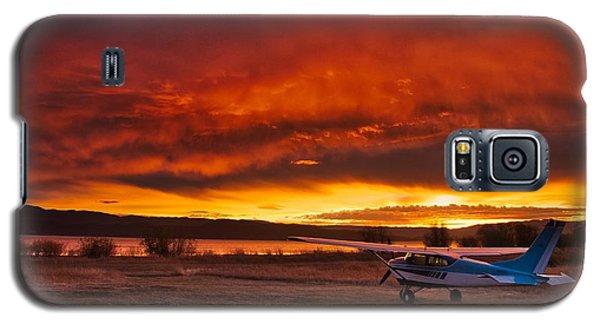 Skylane Sunrise Galaxy S5 Case