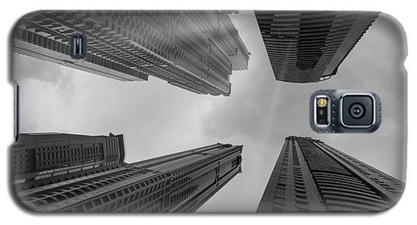 Skyscrapers Reach The Heaven Galaxy S5 Case