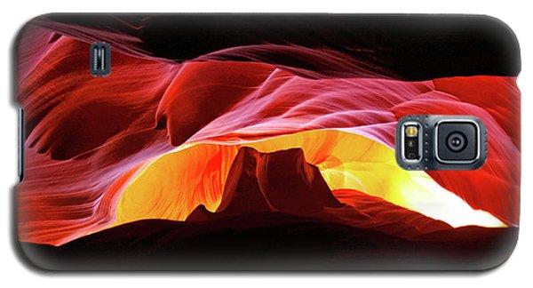 Slot Canyon Mountain Galaxy S5 Case