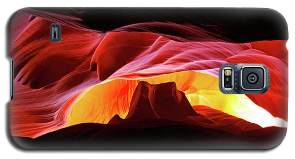 Slot Canyon Mountain Galaxy S5 Case