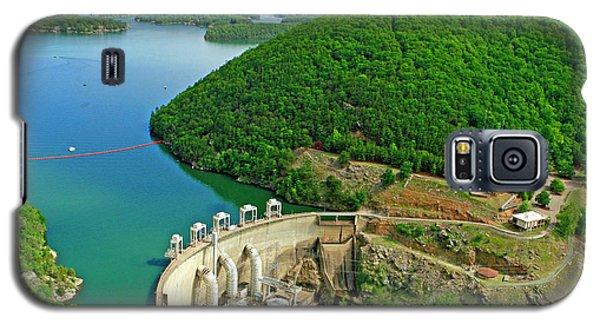 Smith Mountain Lake Dam Galaxy S5 Case