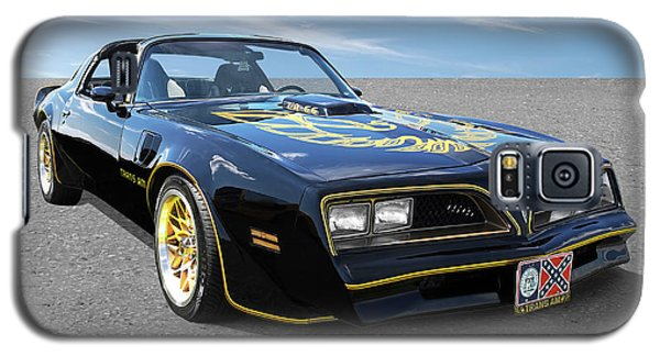 Smokey And The Bandit Trans Am Galaxy S5 Case