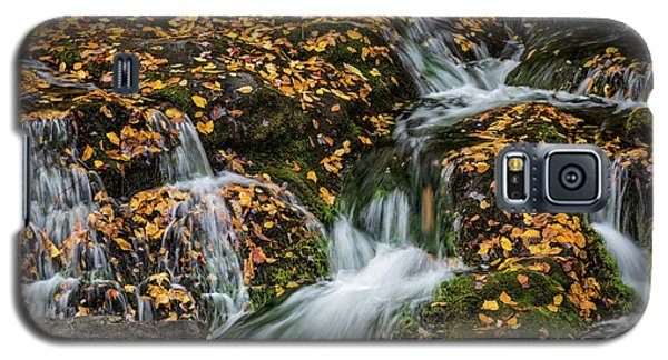 Smokey Mountain Falls Galaxy S5 Case
