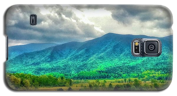 Smoky Mountain Farm Land Galaxy S5 Case