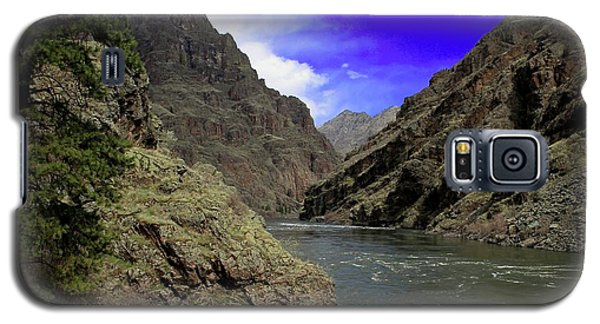 Snake River Hells Canyon Galaxy S5 Case