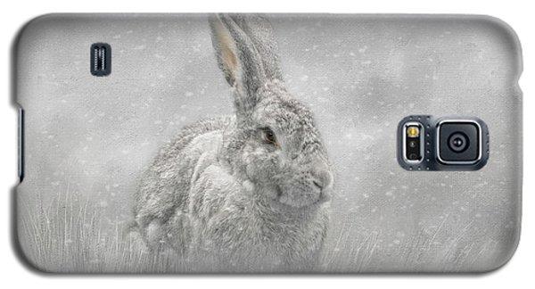 Snow Bunny Galaxy S5 Case