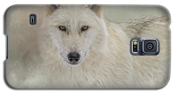 Snow Wolf Galaxy S5 Case
