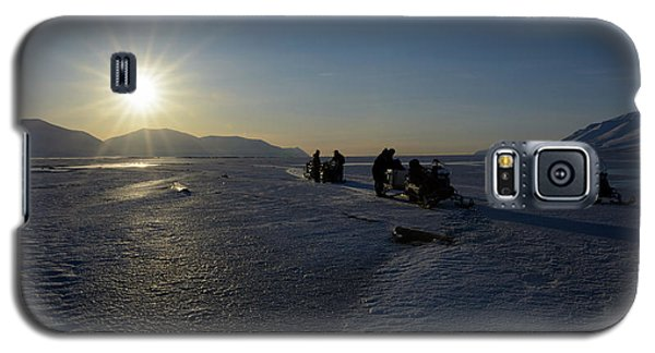 Snowmobile Expeditions Galaxy S5 Case