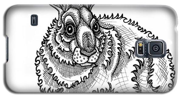 Snowshoe Hare Galaxy S5 Case