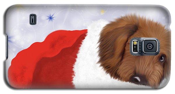 Snuggle Puppy Galaxy S5 Case