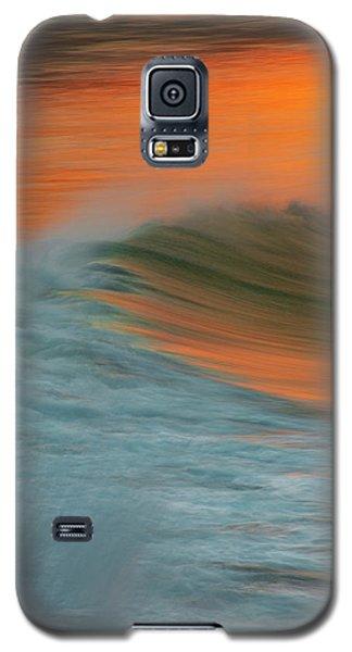 Soft Wave Galaxy S5 Case