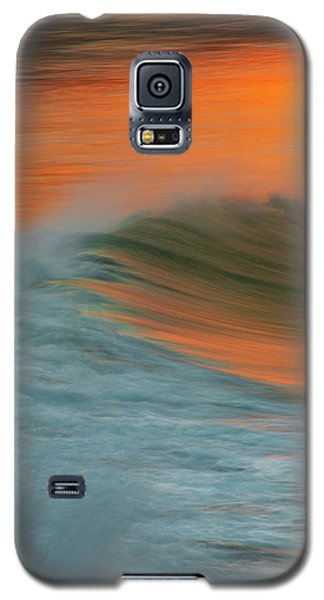 Soft Wave Galaxy S5 Case