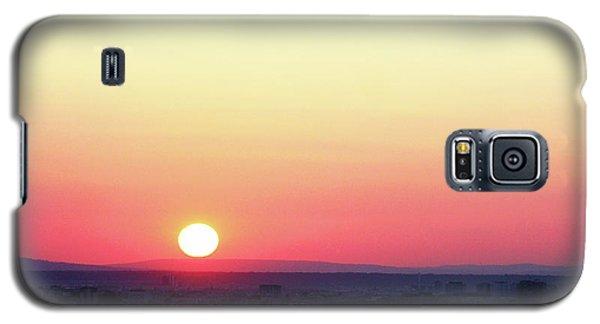 Solar Tangent Galaxy S5 Case