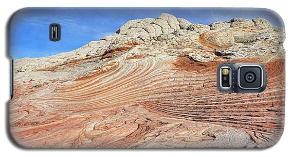 Solid Waves Pano Galaxy S5 Case