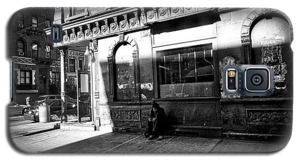 Solitary Man Galaxy S5 Case