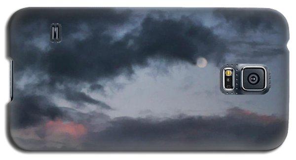 Somber Moon  Galaxy S5 Case
