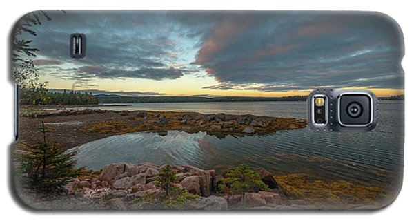 Somes Sound Sunset Galaxy S5 Case