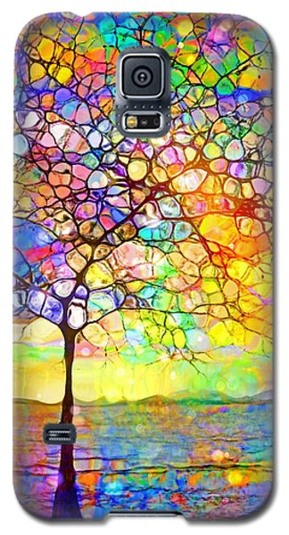 Sometimes We All Need A Little Colour Galaxy S5 Case