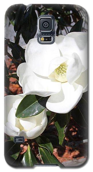 Sosouthern Magnolia Blossoms Galaxy S5 Case