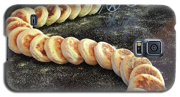 Sourdough English Muffins Galaxy S5 Case