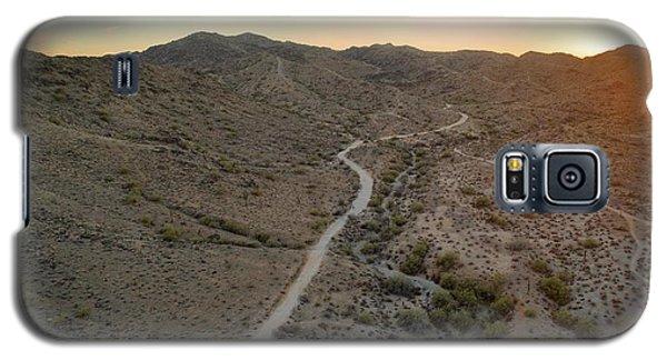 South Mountain Canyon Galaxy S5 Case