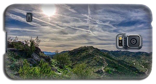 South Mountain Depth Galaxy S5 Case
