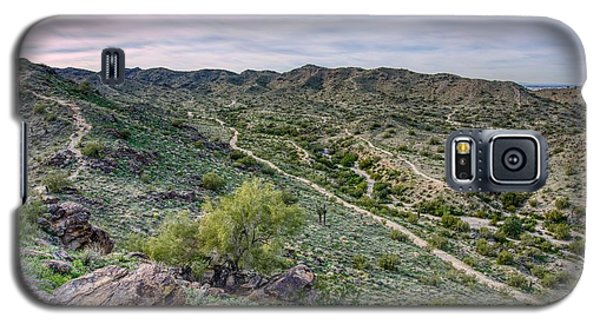 South Mountain Landscape Galaxy S5 Case
