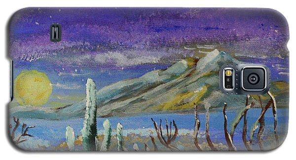 Southern Arizona Winter Magic  Galaxy S5 Case