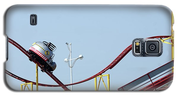 Southport.  The Fairground. Crash Test Ride. Galaxy S5 Case