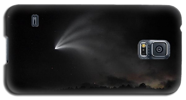 Space X Rocket Galaxy S5 Case