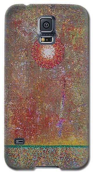 Sparkling Marsh Original Painting Galaxy S5 Case