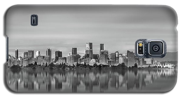Special View Of Downtown Vancouver Galaxy S5 Case
