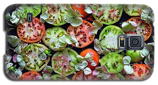 Spiced Tomatoes Galaxy S5 Case
