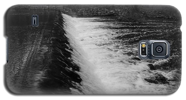 Spillway In Detail - Waterloo Village Galaxy S5 Case