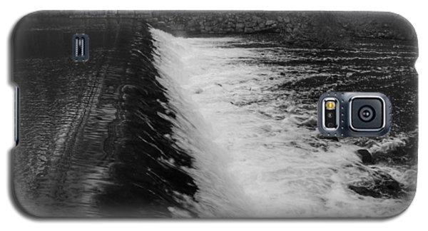 Spillway In Detail - Waterloo Village Galaxy S5 Case