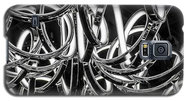 Spirals Of Light Galaxy S5 Case