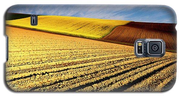 Spring Fields Galaxy S5 Case