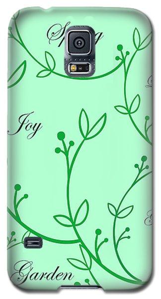 Spring Green Galaxy S5 Case