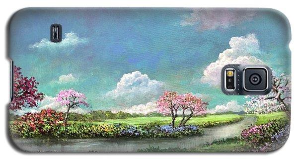 Spring In The Garden Of Eden Galaxy S5 Case