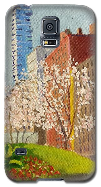 Spring In Worth St Galaxy S5 Case