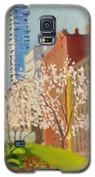 Spring In Worth St Galaxy S5 Case