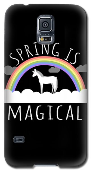 Spring Is Magical Galaxy S5 Case