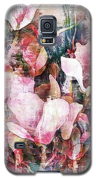 Magnolia Galaxy S5 Case - Spring Magnolia by Jacky Gerritsen