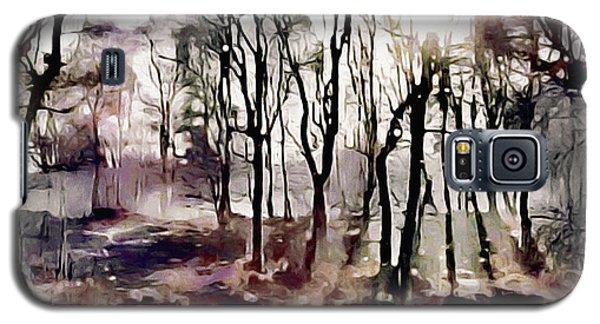 Spring Morning Mist Galaxy S5 Case