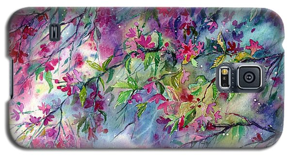 Magnolia Galaxy S5 Case - Spring Storm by Suzann Sines