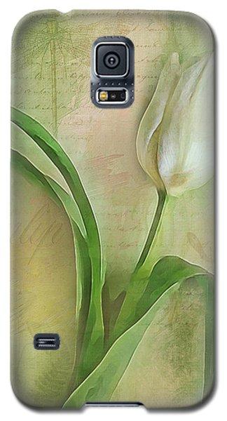 Spring Tulip Montage Galaxy S5 Case