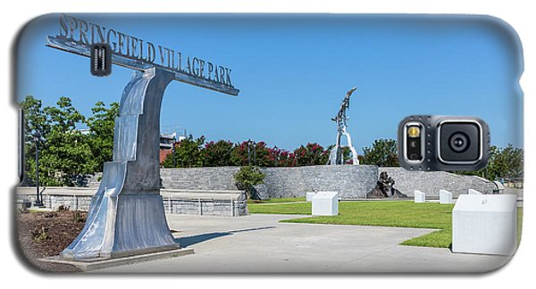 Springfield Village Park - Augusta Ga Galaxy S5 Case